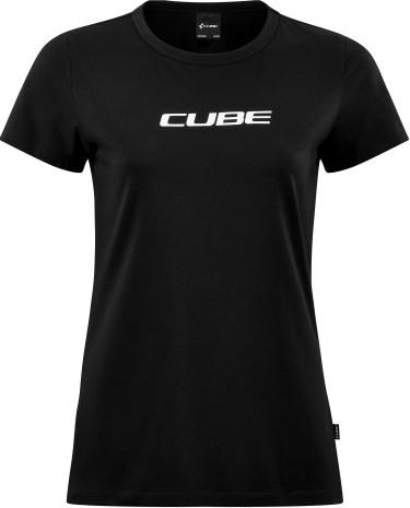 CUBE Organic WS T-Shirt Classic Logo