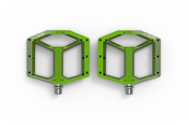 ACID Pedale FLAT A3-ZP green