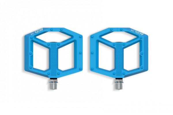 ACID Pedale FLAT C2-CC blue