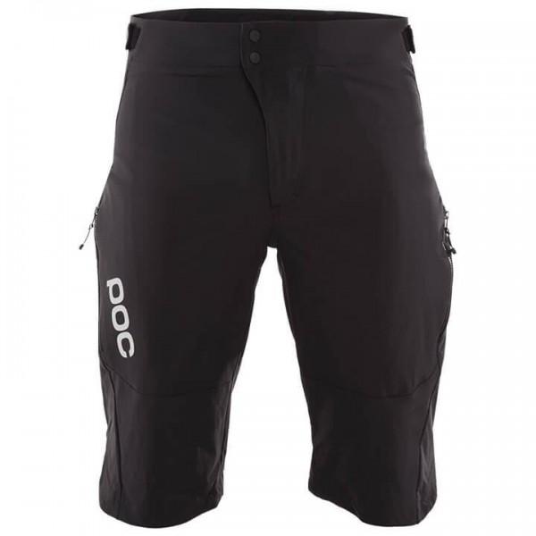 POC Essential XC Shorts XL Uranium Black