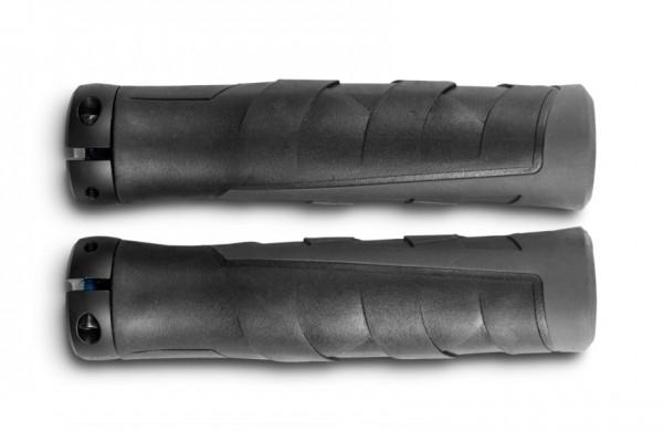 NATURAL FIT Griffset PERFORMANCE black n grey Größe L
