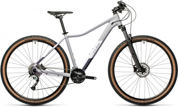 Cube Access WS Pro grey´n´white 2021