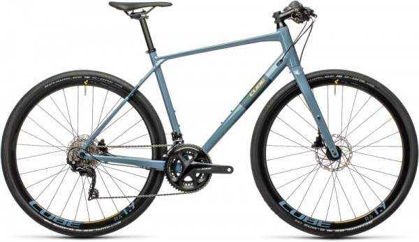 Cube SL Road Race blue´n´orange 2021