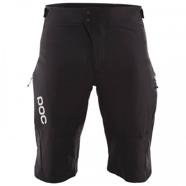 POC Essential XC Shorts Uranium Black
