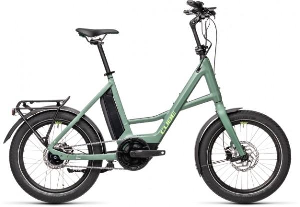 "Cube Compact Hybrid green´n´green 20"" / S 2021"