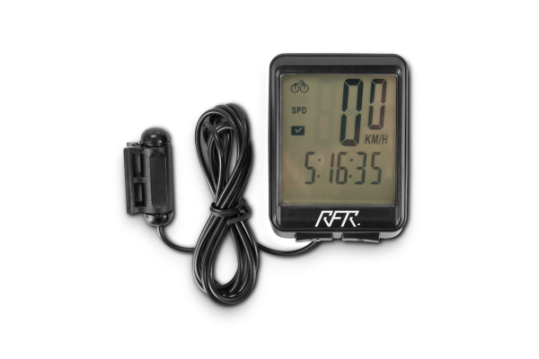 RFR Fahrradcomputer CMPT black