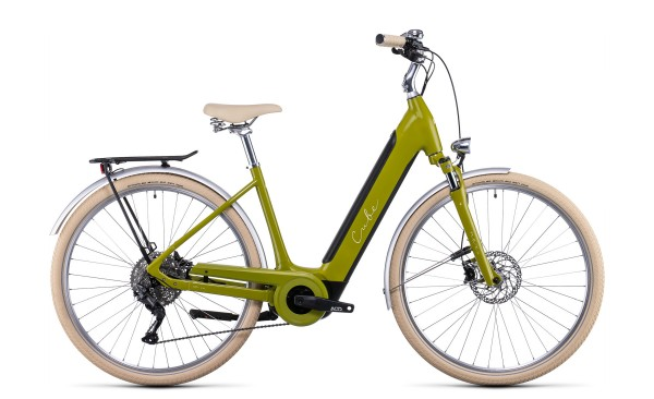 Cube Ella Ride Hybrid 500