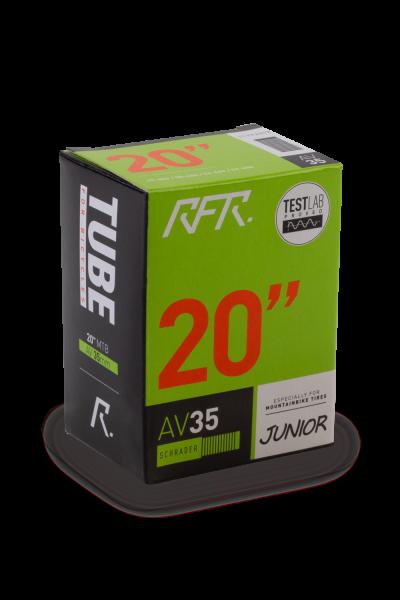 """RFR Schlauch 20"""" JUNIOR/MTB AV 35mm 47/57-406"""