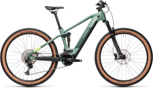 Cube Stereo Hybrid 120 Race 625 green´n´sharpgreen 2021